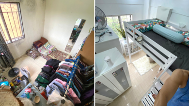 Photo of Malaysian Transformed His Bedroom Into An IKEA Showroom With RM5000 Savings