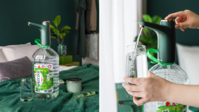 Photo of Spritzer Water Pump Dispenser: A Life-Changing Water Dispenser That is Convenient and Aesthetic